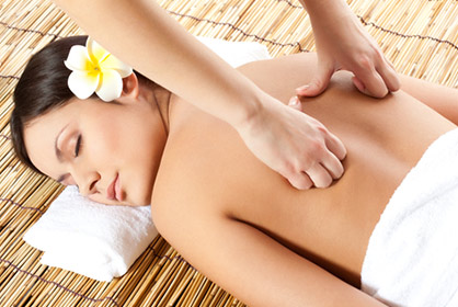 When did you last have a massage? image